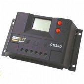 Mexxsun 10 Amper Dijital Sarj Kontrol Cihazı (2...