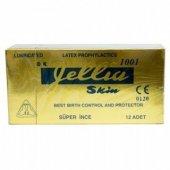 Jellia Skin Süper İnce Prezervatif 12li
