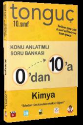 Tonguç Yayınları 10. Sınıf 0' Dan 10' A Kimya Konu Anlatımlı Soru Bankası