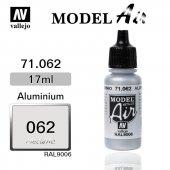 71062 17 Ml. Aluminium Model Aır