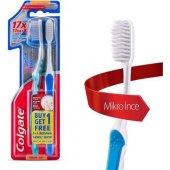 Colgate Diş Fırçası Mikro İnce 1+1li Yumuşak