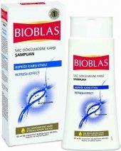 Bioblas Saç Dökülmesine Karşı 400ml. Kepeğe Karşı Etkili Şampuan