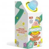 Minoris Organik Bebek Çamaşır Temizleme Sıvısı 50 Yıkama