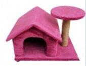 Kedi Tırmalama Oyun Alanı Kedi Evi S14 5 Lt Kedi K...
