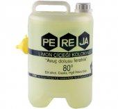 Pereja Limon Kolonyası 5 Lt (Bidon) (Edc)