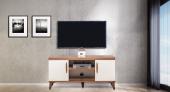 Bismot Retro Tv Sehpası 120 Cm Askı Aparatlı