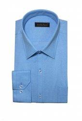 Atilla Özer Uzun Kol Klasik Erkek Gömlek 2101
