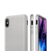 Verus VRS iPhone Xs Max Kılıf Single Fit Gri-2
