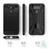 LG G6 Kılıf Room Extreme Silikon + Kırılmaz Cam Hediyeli-5