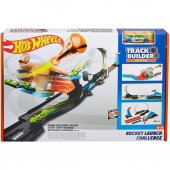 Hot Wheels Track Builder Fırlatma Aksiyonu...