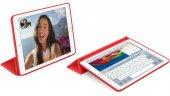 iPad PRO 10.5 Kılıf Full Deri Smart Cover Standlı Leather Genuine-4