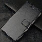 Huawei Mate 10 Lite Kılıf Standlı Kart Gözlü Cüzdan Kılıf Turkuaz-2