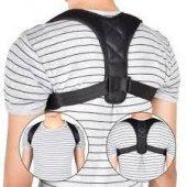 Yeni Model  Dik Duruş Aparatı Kamburluk Önleyici Posturex Dik Duruş Korsesi Bel Sırt Korsesi Yeleği-3