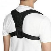 Yeni Model  Dik Duruş Aparatı Kamburluk Önleyici Posturex Dik Duruş Korsesi Bel Sırt Korsesi Yeleği-8