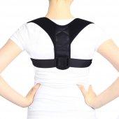 Yeni Model  Dik Duruş Aparatı Kamburluk Önleyici Posturex Dik Duruş Korsesi Bel Sırt Korsesi Yeleği-12