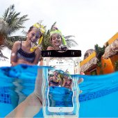 For Samsung Galaxy Note 3 Su Geçirmez Kılıf Kilit