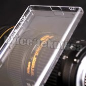 İPhone 7 Kılıf Kristal Kapak Kenarı Kapalı Şeffaf-3