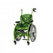 Wollex W 983 Çocuk Aliminyum Tekerlekli Sandalye