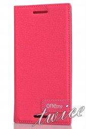HTC ONE M9 KILIF SAFİR KAPAKLI KORUMA-3