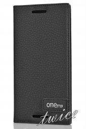 HTC ONE M9 KILIF SAFİR KAPAKLI KORUMA-5