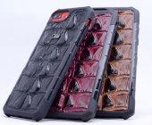 İphone 8 Plus Kılıf Crocow Kapak Timsah Derisi Tasarım Koruma-3