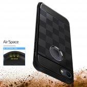 Buff iPhone 8 Black Armor Kılıf-4