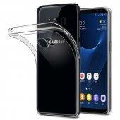 For Samsung Galaxy Core Prime Kılıf (G360) 0,2 mm ince Şeffaf Sil