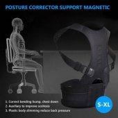 Dik Duruş Korsesi Dik Durmayı Sağlayan Korse Posturex Bel Sırt Korse Kamburluk Önleyici Posturex-8