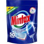 Mintax Bulaşık Makinası Tableti 50li