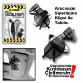 Automix Klipsli Gözlük Tutucu
