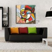 Arte Balık Kanvas Tablo