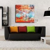 Arte Yağlı Boya Kanvas Tablo