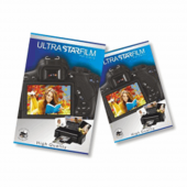 Ultra Starfilm Fotoğraf Kağıdı A4 Inkjet Photo Paper 20 Adet Parlak