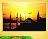 Sultan Ahmet Camii Kanvas Tablo