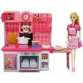 Mutfak Seti Ve Bebek T789 A4