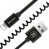 Baseus O Tipi İphone Araç Telefon Tutucu+kablo...