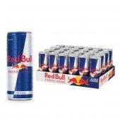 Redbull Enerji İçeceği 250 Ml (24 Adet)