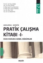 Pratik Çalışma Kitabı I Ceza Hukuku Genel Hükümler Seçkin Yayıncı