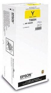 Epson T869400 Wf R8590 Yellow Xxl Ink Supply Unit