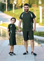 Erkek Çocuk T-Shirt Şort Takım MGP9743-2