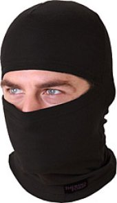 Thermoform Kar Maskesi(Siyah)