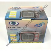 Everton Rt 801 Bluetooth, Nostalji ,şarjlı 6 8 Ban...