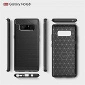 Samsung Galaxy Note 8 Kılıf Lopard Rush Silikon Kapak Arka Koruma