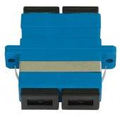 Hcs Datalight Sc Dupleks Plastik Adaptör , Mavi, Sm