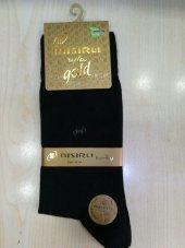 12 Adet Mısırlı Gold Bambu Erkek Çorap Ücretsiz...