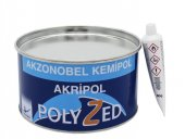 Akzonobel Akripol Polyzed Polyester Macun 2,7kg