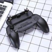 PUBG Gamepad W11+ Oyun Konsol Standlı Ateş Tetik Düğmeli Joystick-5