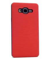 Samsung Galaxy On7 Kılıf Lopard Youyou Silikon Kapak-5