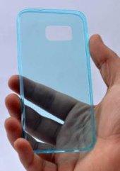 Samsung Galaxy S7 Ultra İnce Silikon Kapak Kılıf Arka Koruma 0.2 -7