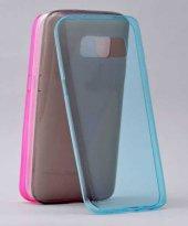 Samsung Galaxy S7 Ultra İnce Silikon Kapak Kılıf Arka Koruma 0.2 -12